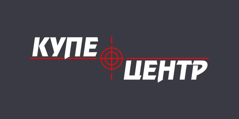 Логотип компании «Купе— Центр» вКурске